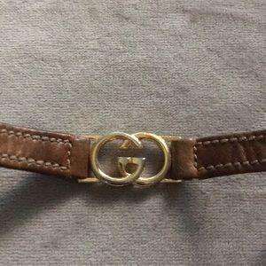 """Authentic Vintage GUCCI snap bracelet 7.5"""""""